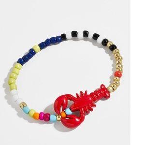 BaubleBar Anguilla Lobster Bracelet